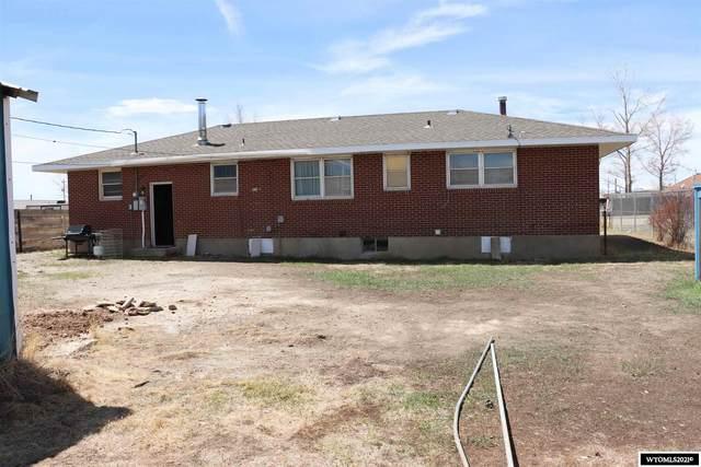 114 Winkelman Avenue, Marbleton, WY 83113 (MLS #20213078) :: Lisa Burridge & Associates Real Estate