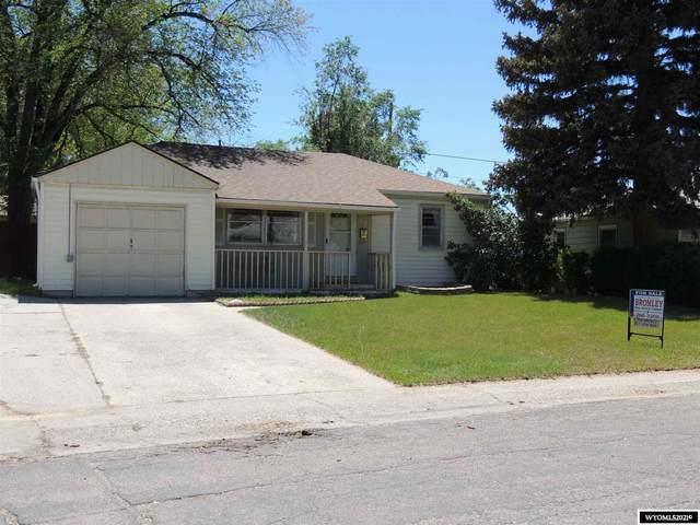 1840 Westridge Circle, Casper, WY 82604 (MLS #20213100) :: Lisa Burridge & Associates Real Estate