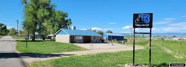 580 S Oklahoma Avenue, Hudson, WY 82515 (MLS #20213101) :: Broker One Real Estate