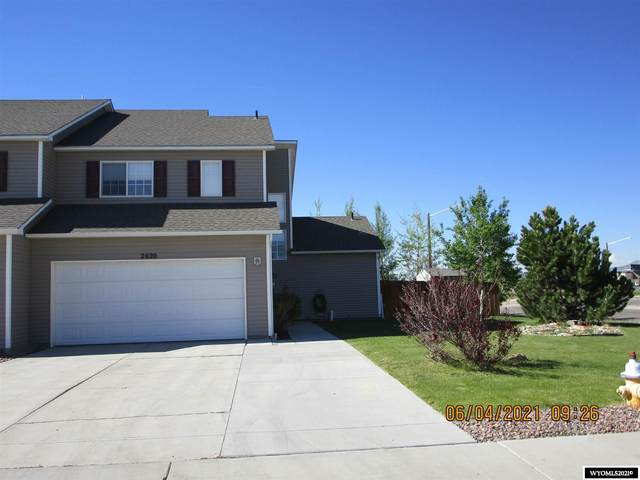 2620 Conch Street, Rock Springs, WY 82935 (MLS #20213113) :: RE/MAX The Group