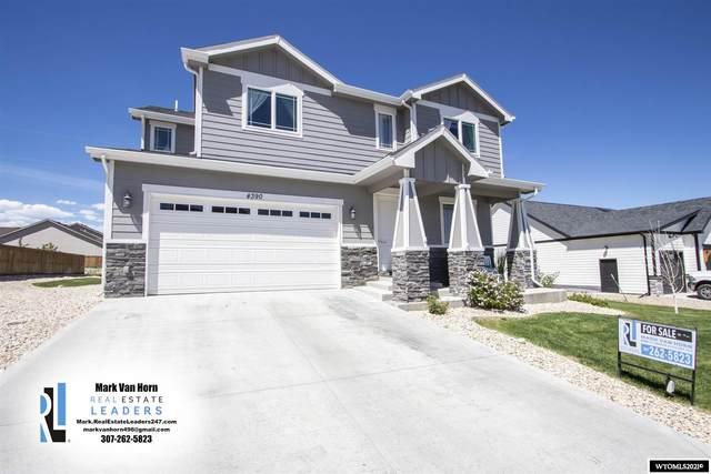 4390 Gramin Drive, Casper, WY 82609 (MLS #20213117) :: Lisa Burridge & Associates Real Estate