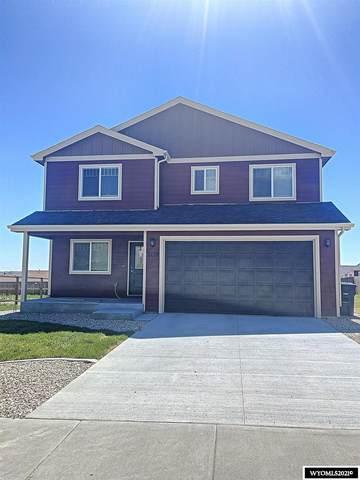 209 Rendezvous Street, Buffalo, WY 82834 (MLS #20213119) :: Broker One Real Estate