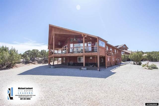 23366 S Cedar Drive, Alcova, WY 82620 (MLS #20213120) :: RE/MAX Horizon Realty
