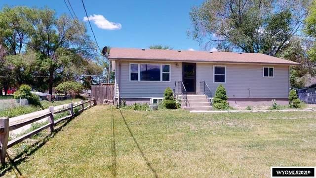 1614 Mitchell Drive, Mitchell, NE 69357 (MLS #20213130) :: RE/MAX The Group