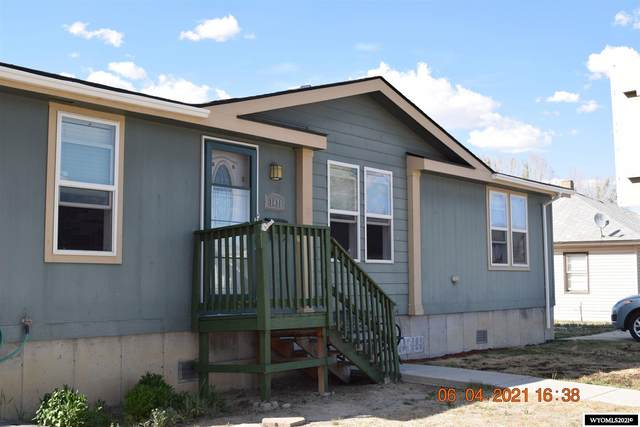 1021 Pilot Butte, Rock Springs, WY 82901 (MLS #20213133) :: Broker One Real Estate