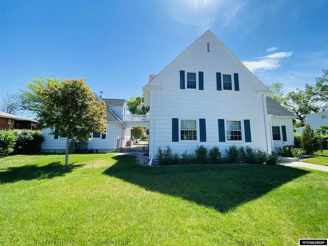 115 N 6th, Douglas, WY 82633 (MLS #20213134) :: Broker One Real Estate