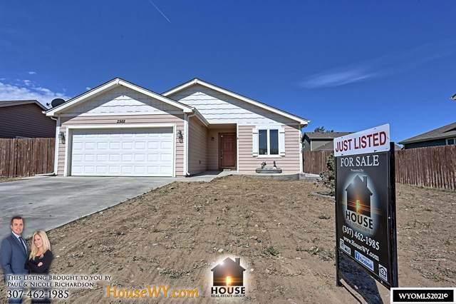 2988 Lost Springs Road, Casper, WY 82604 (MLS #20213135) :: RE/MAX The Group
