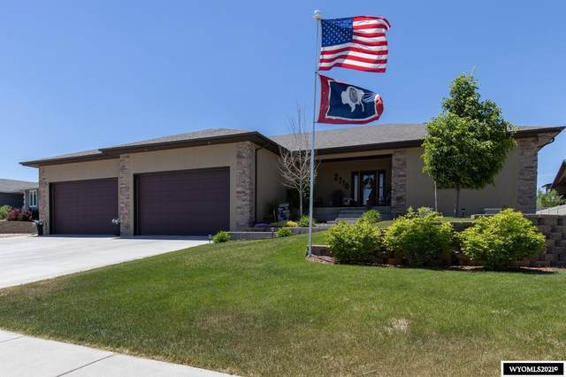 2716 Nicklaus Drive, Casper, WY 82601 (MLS #20213136) :: RE/MAX The Group