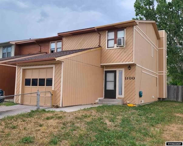 1100 Leal Street, Douglas, WY 82633 (MLS #20213143) :: Broker One Real Estate