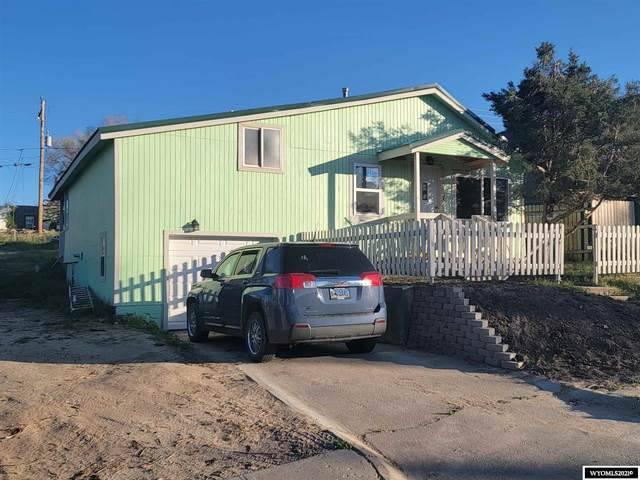 114 E Walnut, Rawlins, WY 82301 (MLS #20213144) :: Broker One Real Estate