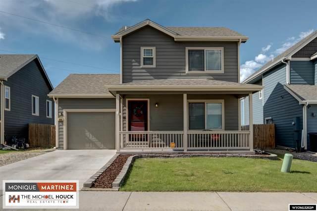 4868 Pontiac Street, Mills, WY 82601 (MLS #20213146) :: Broker One Real Estate