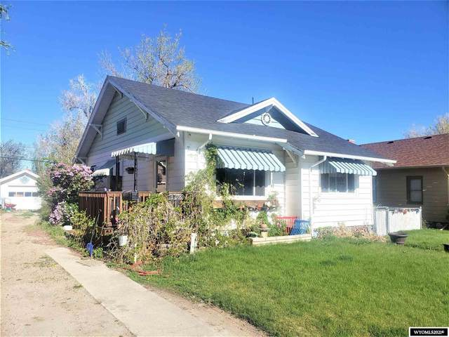 306 S Jackson Street, Casper, WY 82601 (MLS #20213147) :: RE/MAX Horizon Realty
