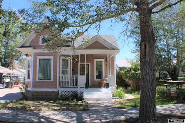 523 C Street, Rock Springs, WY 82901 (MLS #20213154) :: Broker One Real Estate
