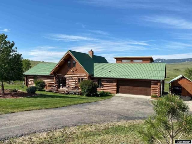 39 Shady Lane, Buffalo, WY 82834 (MLS #20213167) :: Broker One Real Estate