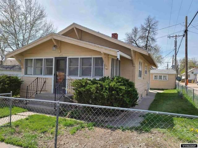 315 W 24th Avenue, Torrington, WY 82240 (MLS #20213173) :: Broker One Real Estate
