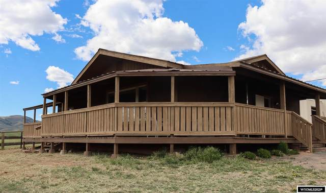 188 Big Springs Drive, La Barge, WY 83123 (MLS #20213174) :: Real Estate Leaders