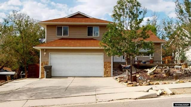 1013 Edgar Street, Rock Springs, WY 82901 (MLS #20213194) :: Lisa Burridge & Associates Real Estate