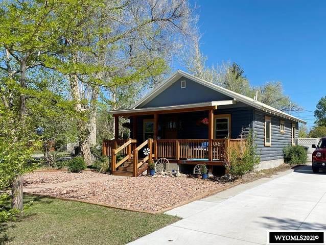 1316 E Main Street, Riverton, WY 82501 (MLS #20213197) :: Lisa Burridge & Associates Real Estate