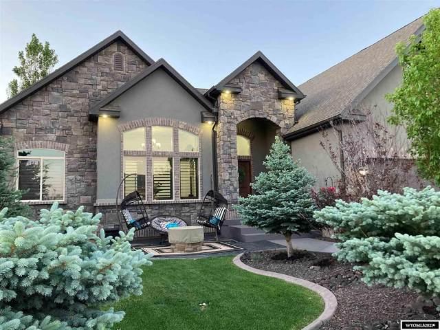 2701 War Admiral Drive, Rock Springs, WY 82901 (MLS #20213198) :: Broker One Real Estate