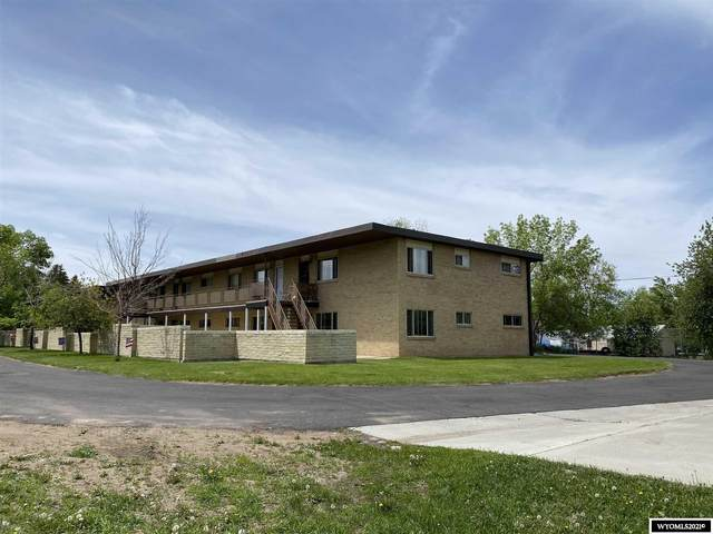 560 S 2nd #214, Lander, WY 82520 (MLS #20213208) :: Broker One Real Estate
