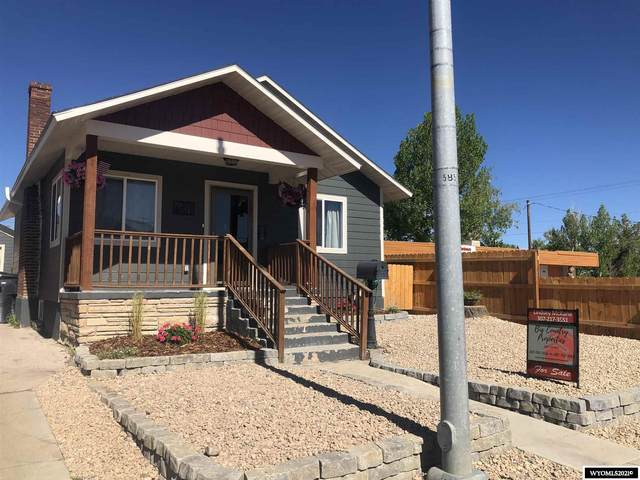 1429 Central Ave, Kemmerer, WY 83101 (MLS #20213210) :: RE/MAX The Group