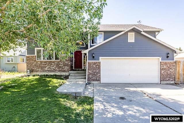 708 Chestnut Street, Rock Springs, WY 82901 (MLS #20213212) :: Broker One Real Estate