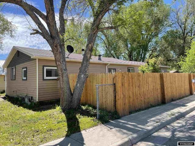 790 N 5th Street, Lander, WY 82520 (MLS #20213213) :: Broker One Real Estate