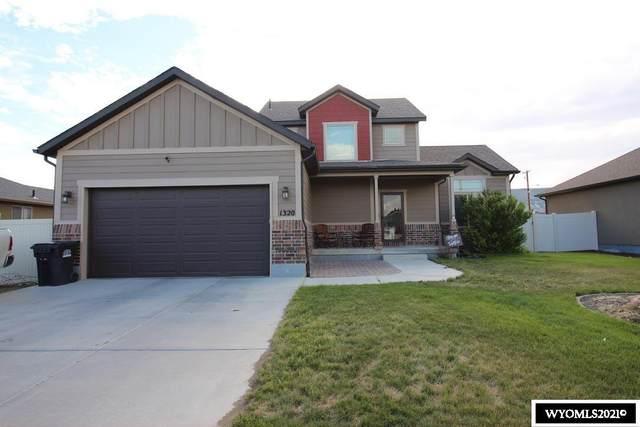 1320 Pronghorn Drive, Rock Springs, WY 82901 (MLS #20213218) :: Broker One Real Estate