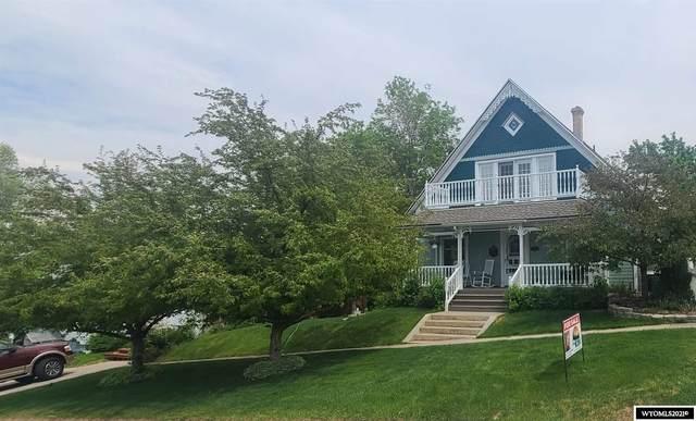 319 12th St, Evanston, WY 82930 (MLS #20213219) :: Broker One Real Estate