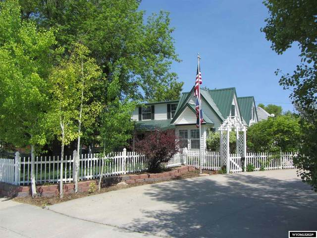 327 S Elm Street, Lusk, WY 82225 (MLS #20213229) :: Broker One Real Estate