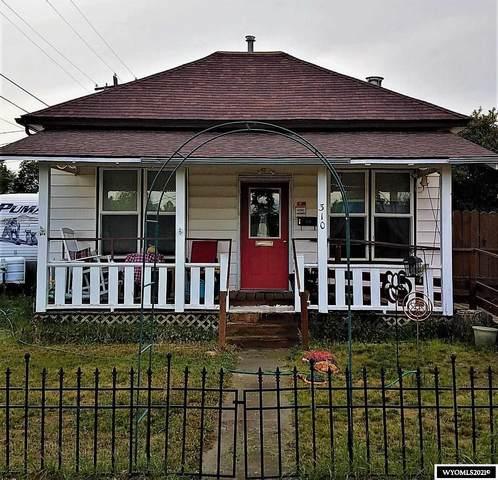 310 S Broadway, Riverton, WY 82501 (MLS #20213230) :: Lisa Burridge & Associates Real Estate