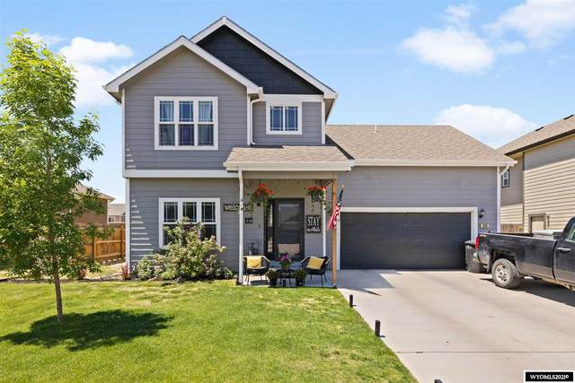 928 S 5th Avenue, Mills, WY 82644 (MLS #20213235) :: Broker One Real Estate