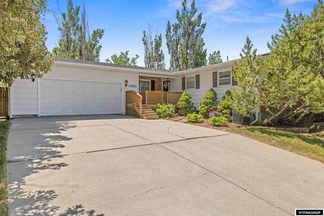3561 Swanton, Casper, WY 82609 (MLS #20213236) :: Broker One Real Estate