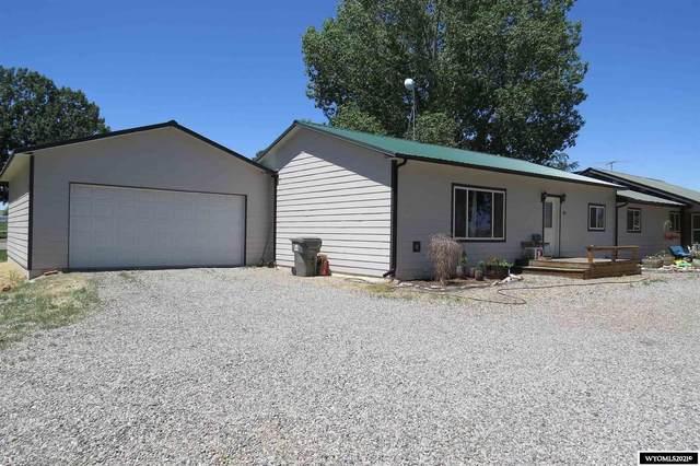 45 Hutchinson Road, Riverton, WY 82501 (MLS #20213241) :: Lisa Burridge & Associates Real Estate