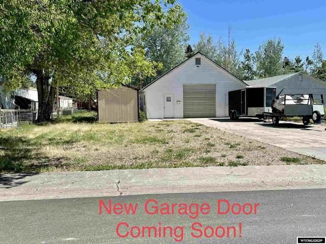 434 Wood Street, Lander, WY 82520 (MLS #20213242) :: Broker One Real Estate