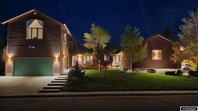1131 W 60th Street, Casper, WY 82601 (MLS #20213250) :: Lisa Burridge & Associates Real Estate