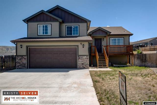 6631 Whispering Springs Court, Casper, WY 82604 (MLS #20213260) :: RE/MAX The Group