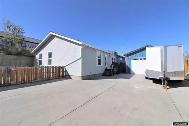 708 3rd Avenue West, Rock Springs, WY 82901 (MLS #20213264) :: Broker One Real Estate
