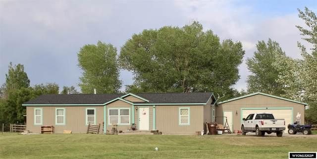 278 County Road 224, Fort Bridger, WY 82933 (MLS #20213265) :: Real Estate Leaders