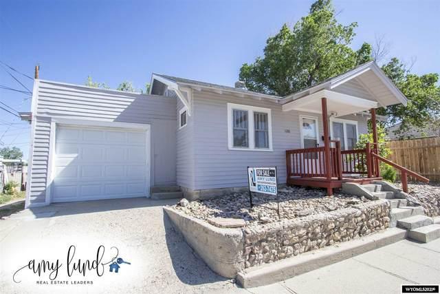 1128 E 10th Street, Casper, WY 82601 (MLS #20213267) :: Broker One Real Estate
