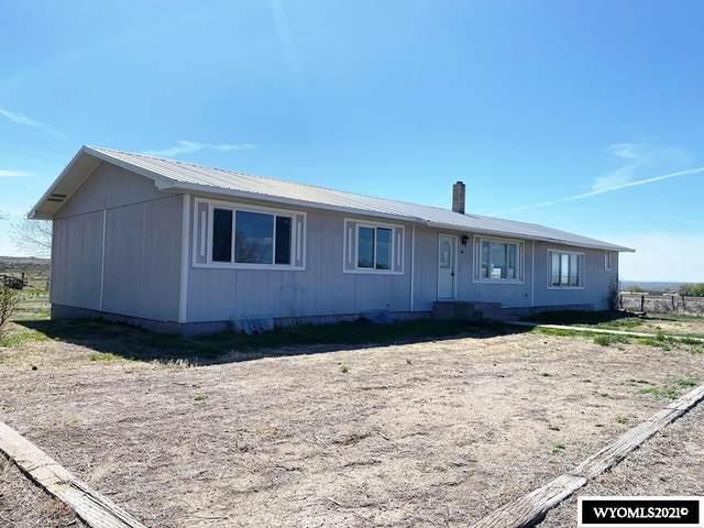 96 Riverview Cutoff, Riverton, WY 82501 (MLS #20213270) :: Broker One Real Estate