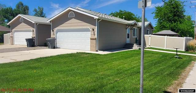 1433-1435 Russell Avenue, Worland, WY 82401 (MLS #20213271) :: RE/MAX The Group