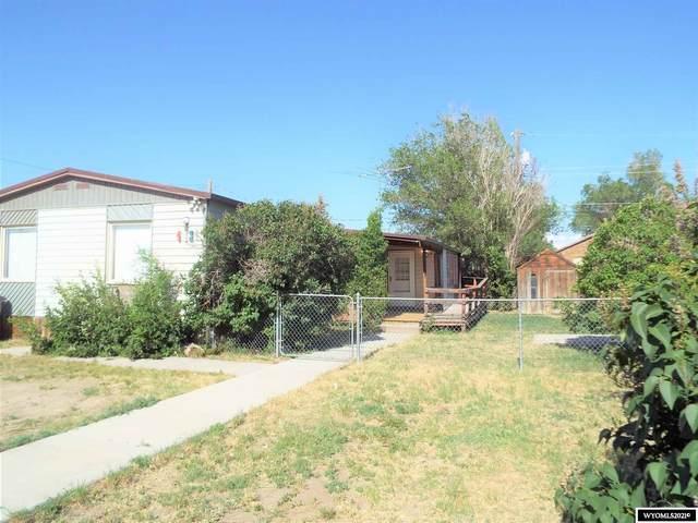 443 King Street, Evansville, WY 82636 (MLS #20213274) :: Broker One Real Estate