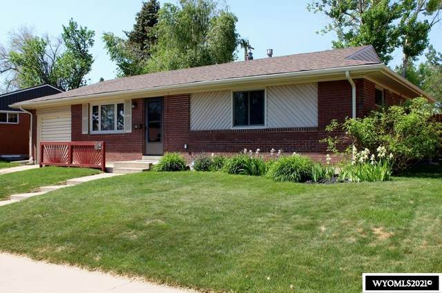 107 Chevy Chase Avenue, Thermopolis, WY 82443 (MLS #20213278) :: Broker One Real Estate