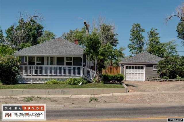 510 E 15th, Casper, WY 82601 (MLS #20213279) :: Broker One Real Estate