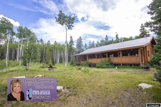 9993 S Cantrell Road, Casper, WY 82601 (MLS #20213280) :: Broker One Real Estate