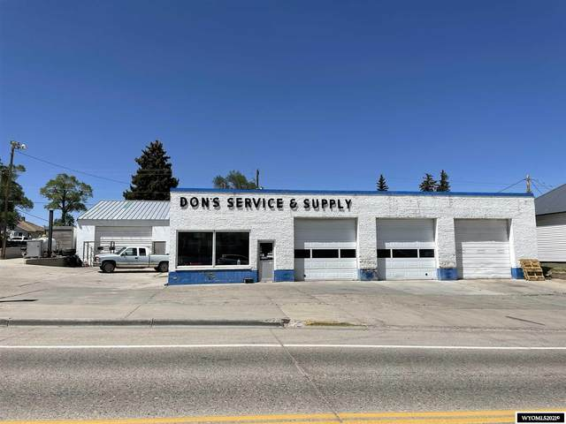 802 & 1005 Pine Ave, Kemmerer, WY 83101 (MLS #20213285) :: RE/MAX The Group