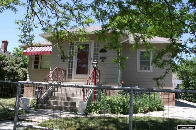832 S Beech Street, Casper, WY 82601 (MLS #20213287) :: Broker One Real Estate