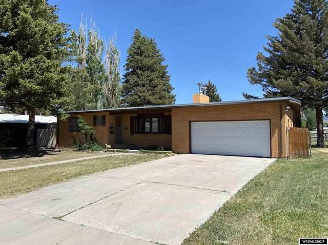 101 Primose Street, Casper, WY 82604 (MLS #20213288) :: Broker One Real Estate