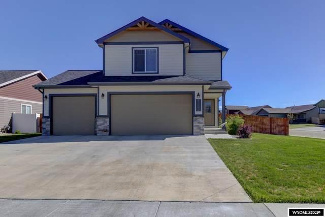 639 Toll Street, Evansville, WY 82636 (MLS #20213289) :: Broker One Real Estate